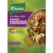 Knorr Wereldgerecht Marokkaanse Couscous voorkant