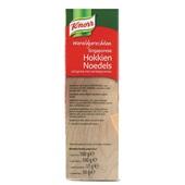 Knorr Wereldgerecht Hokkien Noedels achterkant