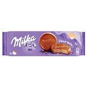 Milka Koek Chocowafer Melk voorkant