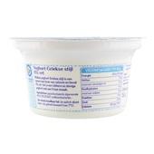Melkan Griekse Yoghurt Naturel 0% achterkant