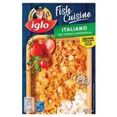 Iglo Fish Cuisine Italiano voorkant