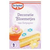 Dr. Oetker Bloemen Decoratie voorkant