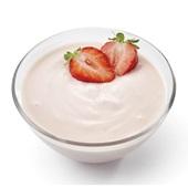Culivers (11) yoghurt met aardbei voorkant