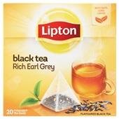 Lipton Thee Earl Grey voorkant
