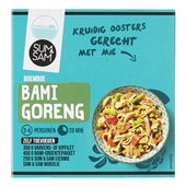 Sum&Sam Boemboes Bami Goreng voorkant