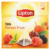 Lipton Thee Forest Fruit voorkant