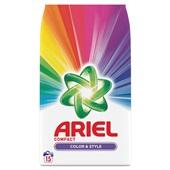Ariel Actilift Wasmiddel Poeder Color & Style achterkant