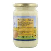 Bio+ Mayonaise Hollandse Mayonaise achterkant