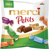 Merci collection crunch voorkant