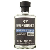 New Moonshiners gin voorkant