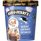 Ben&Jerry Moophoria ijs salted caramel brownie voorkant