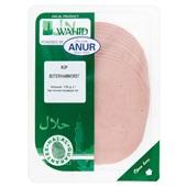 Wahid kipfilet boterhamworst voorkant