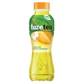 Fuze Tea green mango chamomille voorkant