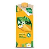 Fuze Tea mango chamonille voorkant