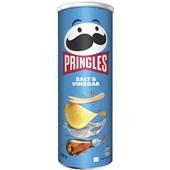 Pringles salt and vinegar voorkant