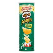 Pringles cheese onion voorkant