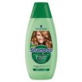 Schwarzkopf shampoo 7 kruiden voorkant