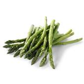 Hollandse groene asperges bosje 350 gram voorkant