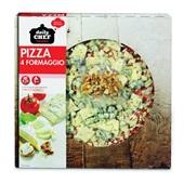 Daily Chef Verse pizza Quatro fromaggio voorkant