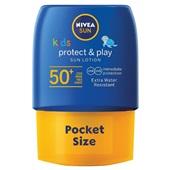 Nivea Sun pocket size SPF 50 voorkant
