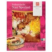 Padifood Indonesische nasi speciaal voorkant