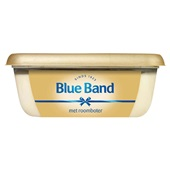 Blue Band smeerbare roomboter ongezouten voorkant