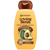 Garnier Loving Blends shampoo avocado karite voorkant