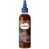 Calvé drizzl chili bbq voorkant