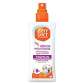 Zensect lotion tropical voorkant