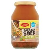 Maggi basis groente  soep voorkant