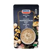 Unox soep in zak  pancetta paddens voorkant