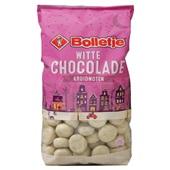 Bolletje kruidnoten witte chocolade voorkant