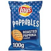 Lay's poppables chips paprika voorkant