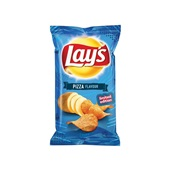Lay's chips limedit edition pizza voorkant