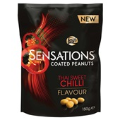 Lay's sensations noten thai sweet chili voorkant