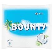 Bounty gevulde chocolade voorkant