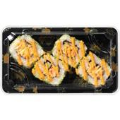 Beij Ching sushi set spicy surimi voorkant