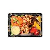 Beij Ching bento box vegan couscous voorkant
