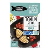 Vis Mari tonijnsteaks voorkant