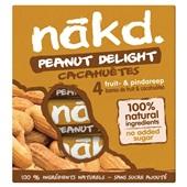 NAKD delight peanut voorkant