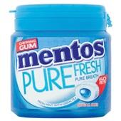 Mentos Kauwgom Bottle Pure Freshmint voorkant