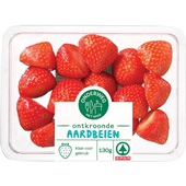 Spar aardbeien voorkant