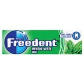 Freedent kauwgom mint voorkant