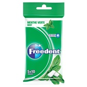 Freedent professional white mint voorkant
