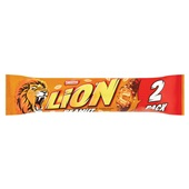 Lion peanut  2 pack voorkant