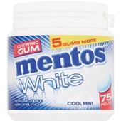 Mentos kauwgom white coolmint voorkant