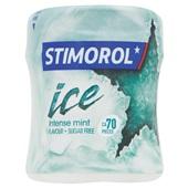 Stimorol ice pot  intense mint voorkant