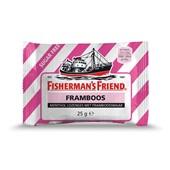 Fisherman's Friend framboos voorkant