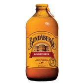 Bundaberg ginger beer voorkant
