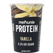 Melkunie protein vanille kwark voorkant